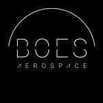 Logo BOES Aerospace branding