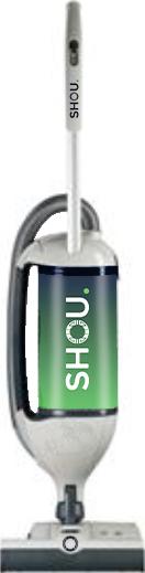 Shou vacuum cleaner branding