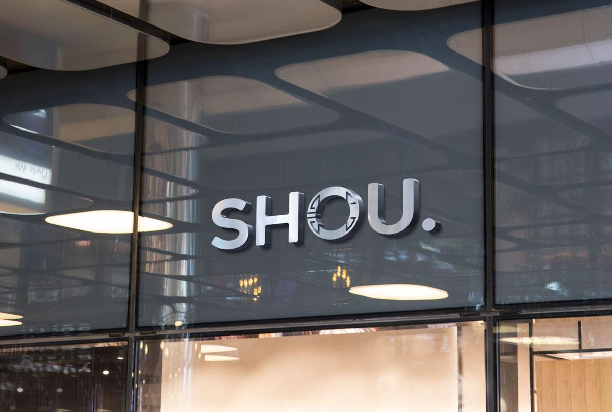 Shou signing branding